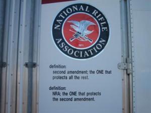 NRA Door